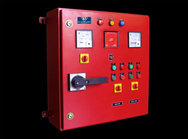 T & S Control Panels Home