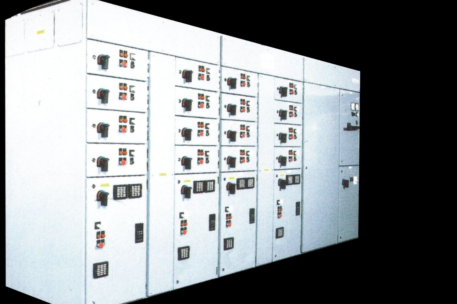 T & S Control Panels   MCC PANEL