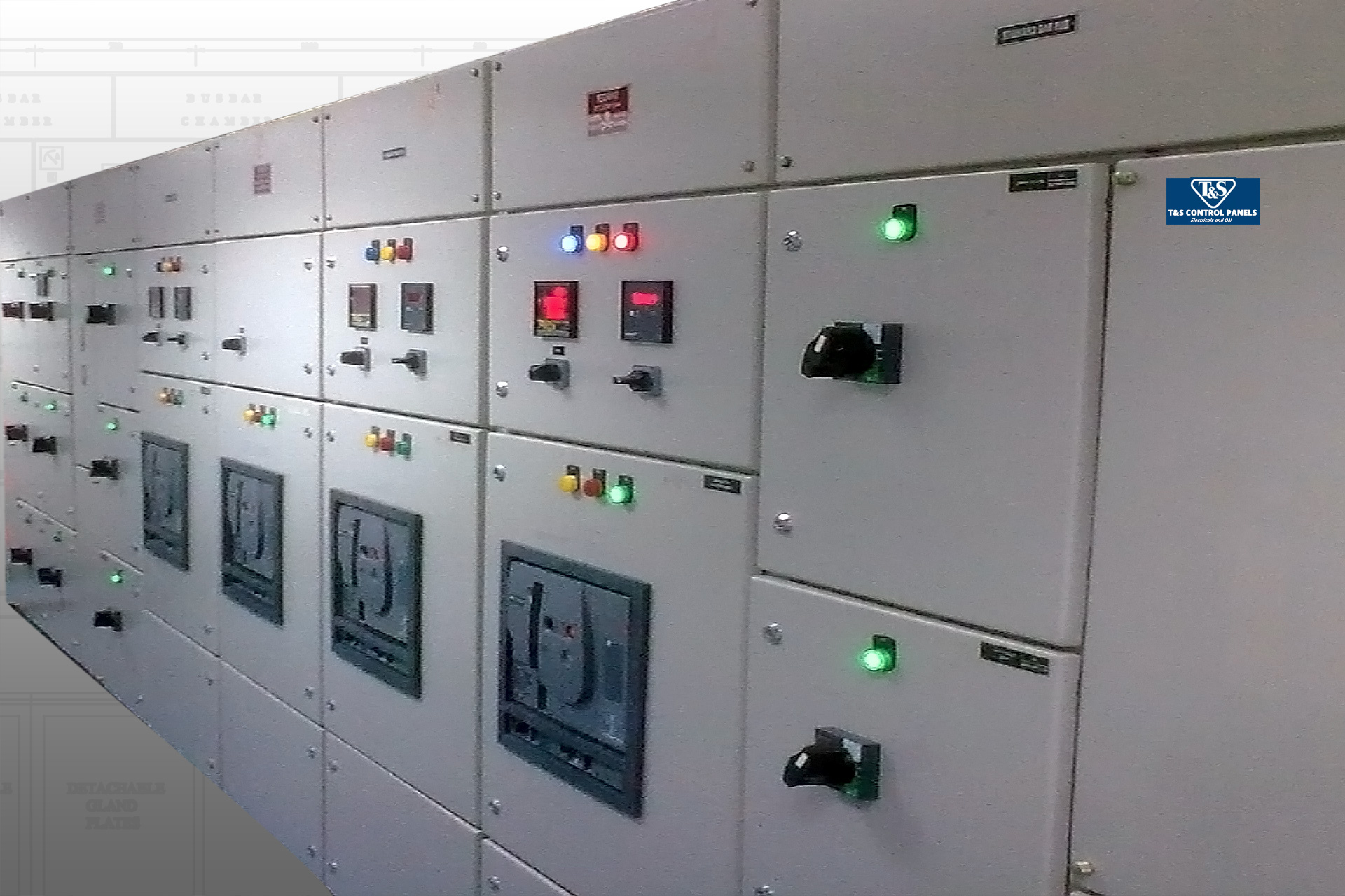 T S Control Panels Home Electrical Circuit Panel